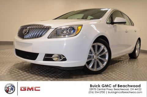 Pre-Owned 2016 Buick Verano Convenience Group FWD 4D Sedan