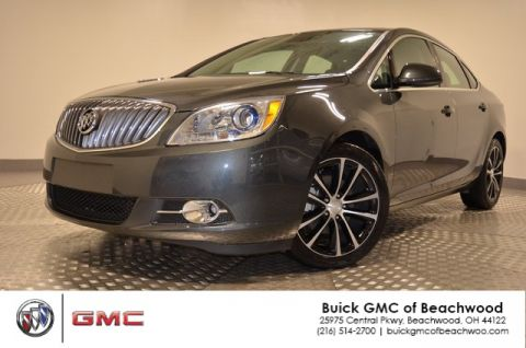 Pre-Owned 2016 Buick Verano Sport Touring Group FWD 4D Sedan
