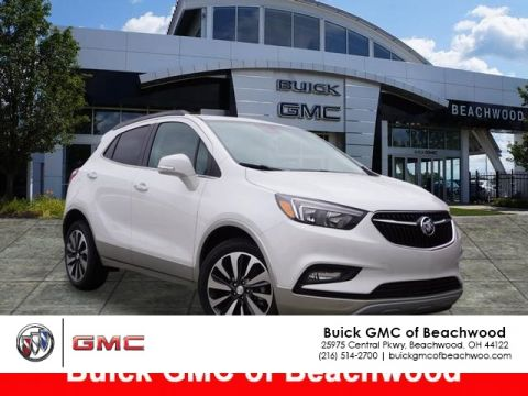 New 2018 Buick Encore Preferred II FWD 4D Sport Utility