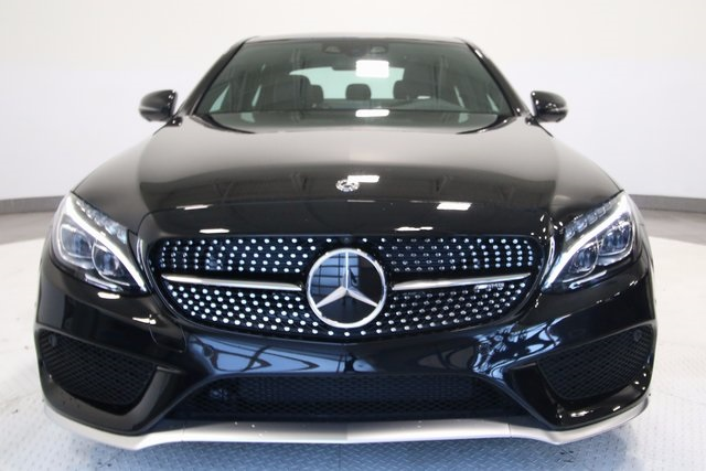 New 2018 mercedes benz c class c43 amg 4d sedan in fort for Mercedes benz corporate run 2018