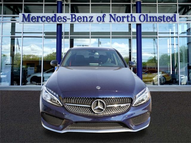 New 2018 mercedes benz c class c 43 amg 4d sedan in north for Mercedes benz corporate run 2018