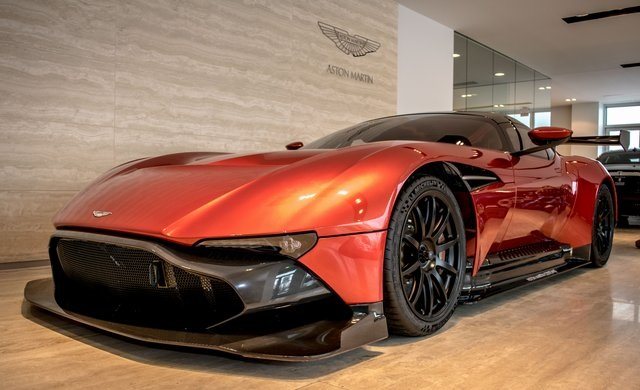 New 2016 Aston Martin Vulcan In North Olmsted Amlxx007 Bernie