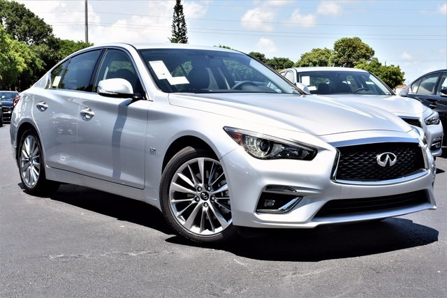 2018 infiniti sedan. Modren 2018 New 2018 INFINITI Q50 30t LUXE In Infiniti Sedan
