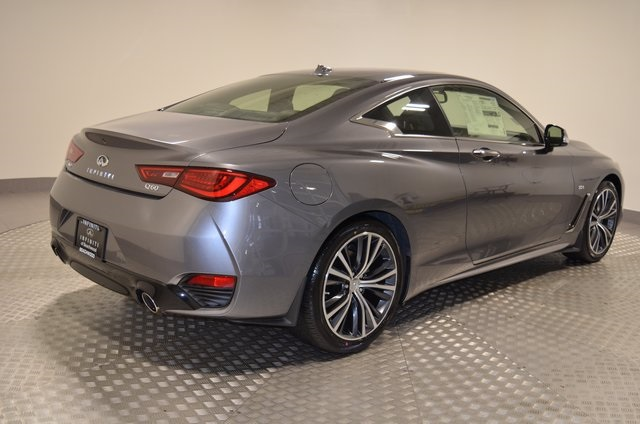 New 2018 Infiniti Q60 3 0t Luxe 2d Coupe In Beachwood