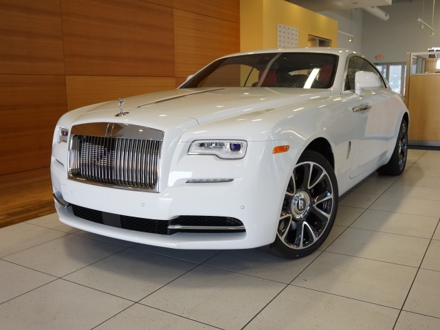 New 2018 Rolls Royce Wraith Base 2d Coupe In North Olmsted