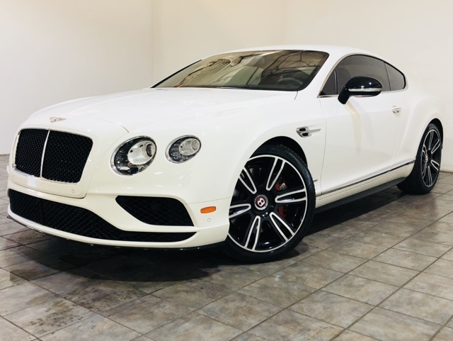 Certified Pre Owned 2017 Bentley Continental Gt V8 S 2d Coupe In