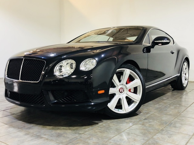 2013 bentley coupe