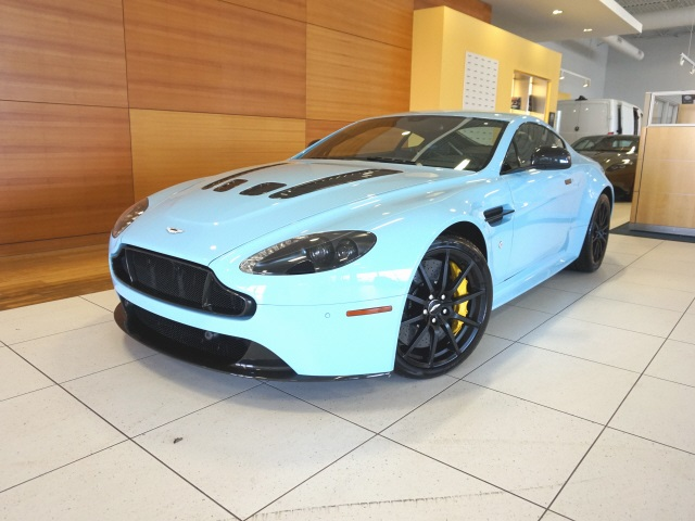 New Aston Martin V Vantage S D Coupe In North Olmsted - Aston martin vantage s
