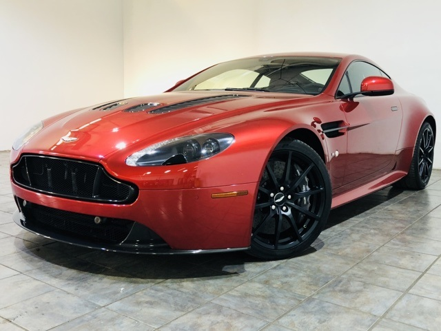 PreOwned Aston Martin V Vantage S D Coupe In North Olmsted - Aston martin vantage s