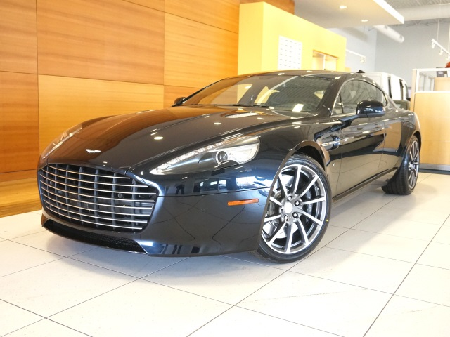 PreOwned Aston Martin Rapide S Shadow Edition Sedan In North - Aston martin rapid