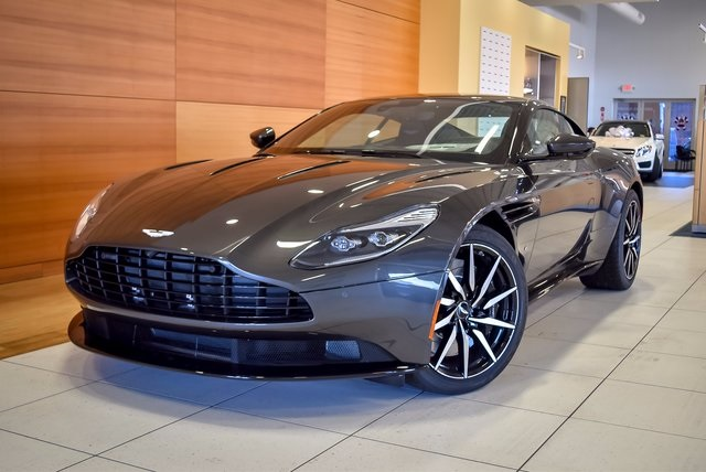 PreOwned Aston Martin DB V D Coupe In North Olmsted - Aston martin pics