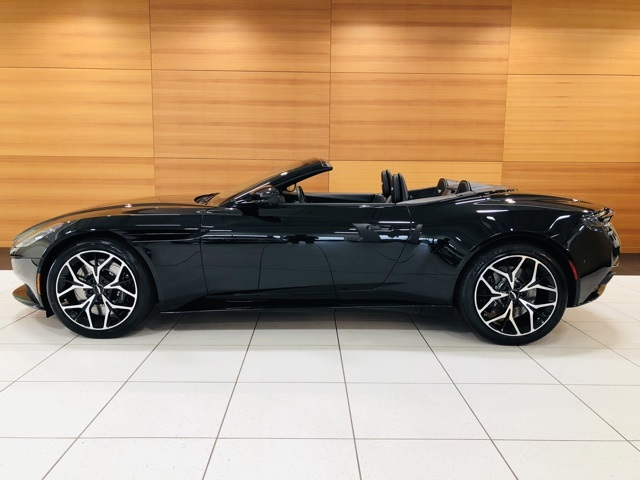 Pre Owned 2019 Aston Martin Db11 Volante 2d Volante In North Olmsted