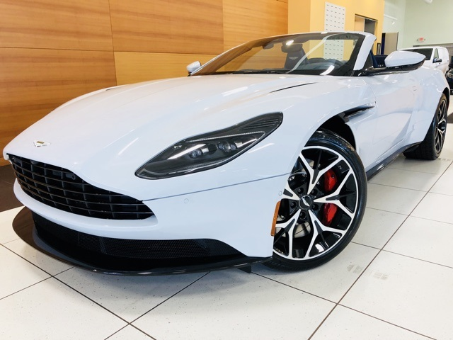 New 2019 Aston Martin Db11 Volante 2d Convertible In North Olmsted