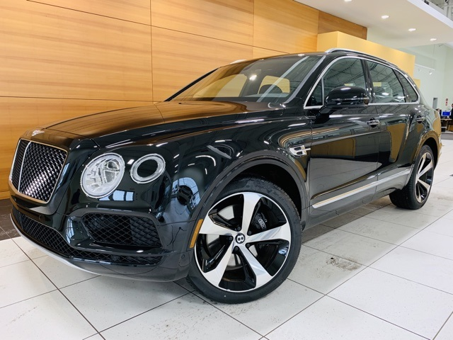 New 2019 Bentley Bentayga V8 4d Sport Utility In North Olmsted