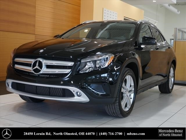 Certified Pre-Owned 2016 Mercedes-Benz GLA GLA 250