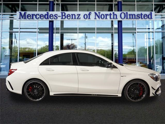 Pre Owned 2018 Mercedes Benz Cla Cla 45 Amg 174 Coupe In