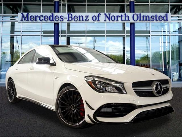 2018 mercedes benz for Mercedes benz of north olmsted used cars
