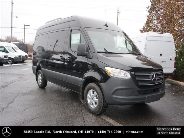 53a4c8d3be2 New 2019 Mercedes-Benz Sprinter 2500 Passenger 144 WB Passenger Van ...