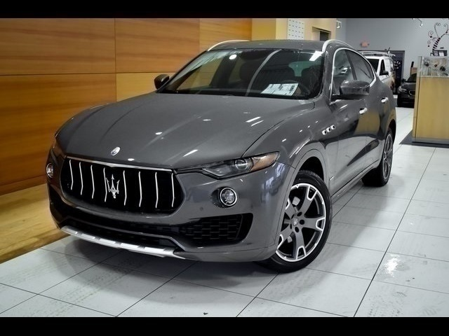 New 2018 Maserati Levante Granlusso 4d Sport Utility In North Olmsted Tj274215 Bernie Moreno