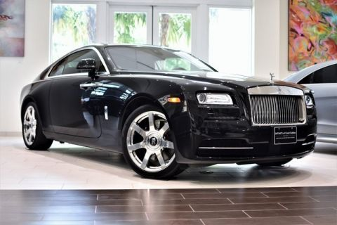 Pre-Owned 2014 Rolls-Royce Wraith Base