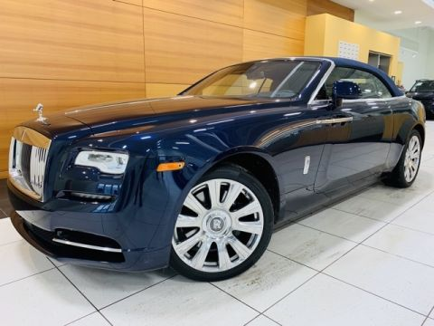 Pre-Owned 2016 Rolls-Royce Dawn Base