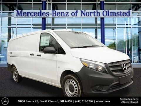 New 2018 Mercedes-Benz Metris Cargo