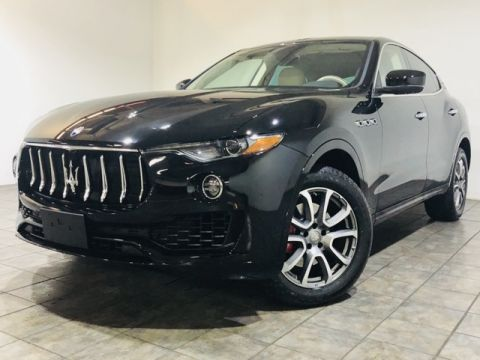 New 2019 Maserati Levante Executive Demo